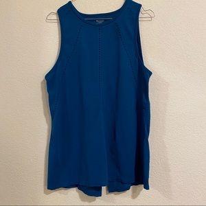 Athleta blue blue tank